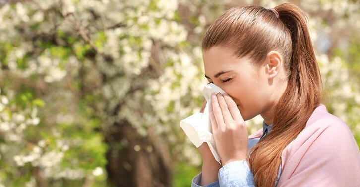 Suffering with Spring Allergies Service Champions 1